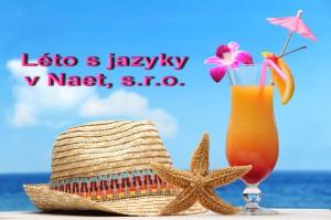 Léto s jazyky v Neat, s.r.o.
